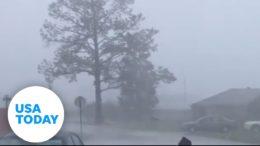 Hurricane Zeta unleashes fury on Louisiana coast | USA TODAY 1