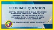 TVJ News: Feedback Question - October 28 2020 5