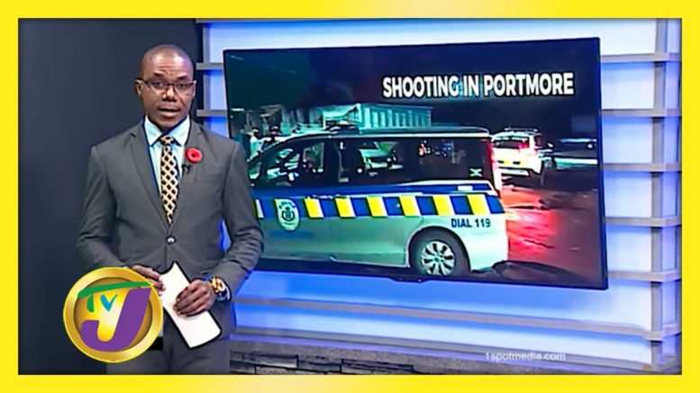 7 Shot, 2 Fatally in Portmore - October 28 2020 1