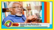 Former PM PJ Patterson Tells Comrades to Unite - October 2 2020 2