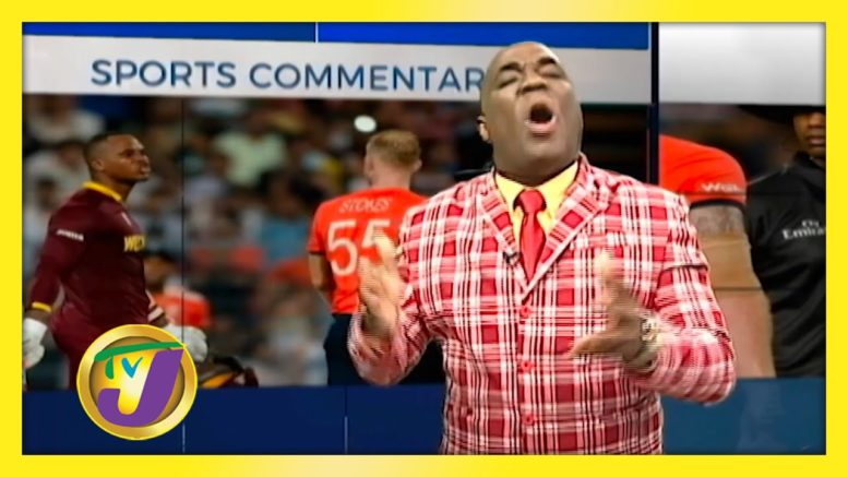 TVJ Sports Commentary - October 28 2020 1