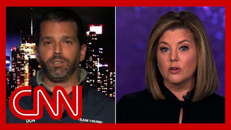 'A slap in the face': Keilar slams Trump Jr. for false claim 1