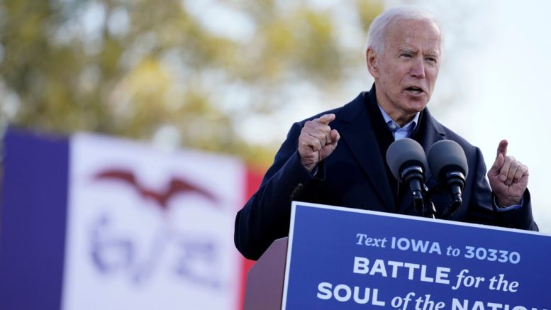 Biden: Trump is a rich guy who looks down on you 1