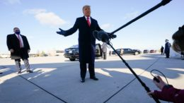 Trump says he has 'biggest crowds' in political history 9