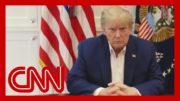 Trump speaks in new video from hospital 3