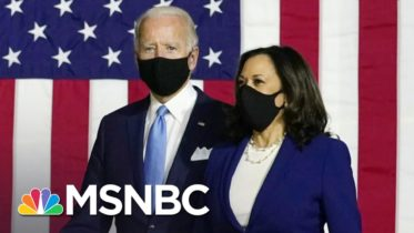 Biden Dep. Campaign Manager: 'Women Voters Are A Huge Part Of The Biden Coalition' | The Last Word 6
