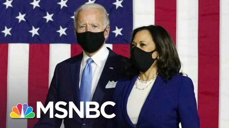 Biden Dep. Campaign Manager: 'Women Voters Are A Huge Part Of The Biden Coalition' | The Last Word 1