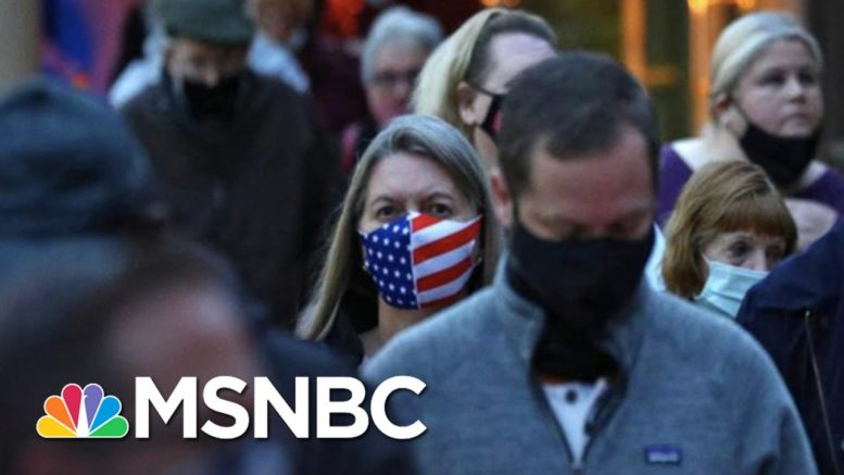 Most Early Voters Are Women. What Does It Mean For Biden And Trump? | The 11th Hour | MSNBC 1