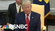Report Shows Trump Admin's Ethical Failings As Boon For Turkish Leader | Rachel Maddow | MSNBC 3