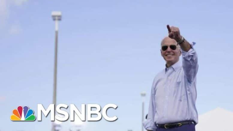 Can Biden Trust A Six-Point Lead In Florida? | Morning Joe | MSNBC 1