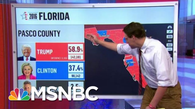 What A Florida County Could Tell US Early Election Night | Morning Joe | MSNBC 1