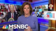 Fox News Paints Very Different Picture Of Election's Final Week | Stephanie Ruhle | MSNBC 5