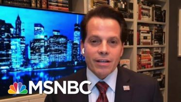 Scaramucci: Trump Is Trying To Find 'One Hail Mary Strike On The Map' | MTP Daily | MSNBC 6