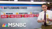 Steve Kornacki On What Keeps Him Up At Night | Deadline | MSNBC 3