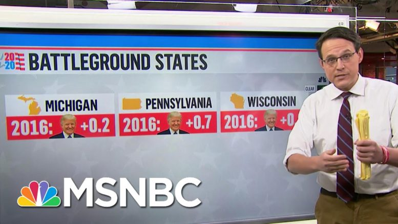 Steve Kornacki On What Keeps Him Up At Night | Deadline | MSNBC 1