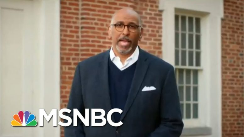 Trump Crashes As RNC Chair And Michael Moore Back Biden | The Beat With Ari Melber | MSNBC 1