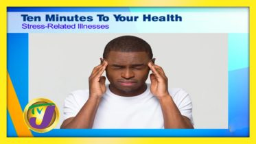 Stress-Related Illnesses: 10 Minutes to Your Health - October 29 2020 6