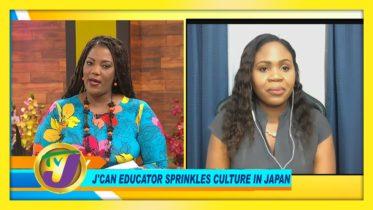 Jamaican Educator Sprinkles Culture in Japan - October 29 2020 6