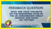 TVJ News: Feedback Question - October 29 2020 2