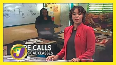 More Calls for Face to Face Classes - October 29 2020 6