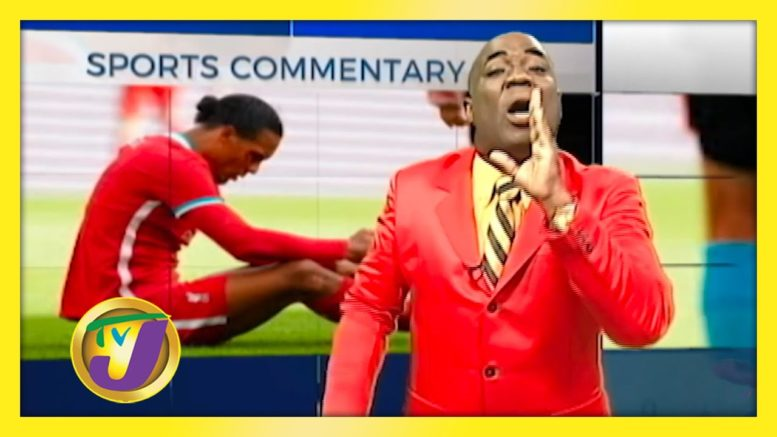 TVJ Sports Commentary - October 29 2020 1