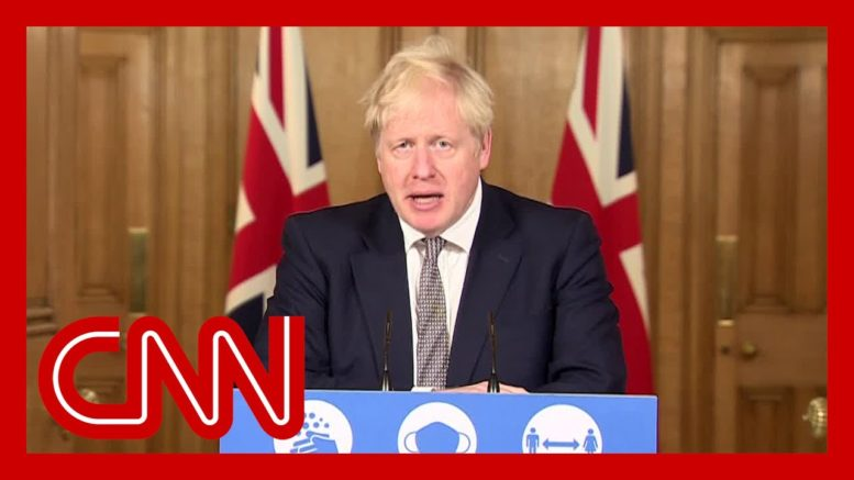 Boris Johnson: England will enter second national lockdown 1