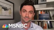 Jon Ossoff: Sen. Perdue Withdrawing From Debate Is 'Height Of Cowardice' | The Last Word | MSNBC 3