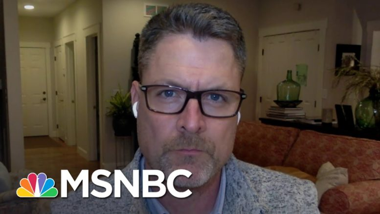ER Doc On Trump's Conspiracy Against Doctors: 'A Bald-Faced Brazen Lie' | The 11th Hour | MSNBC 1