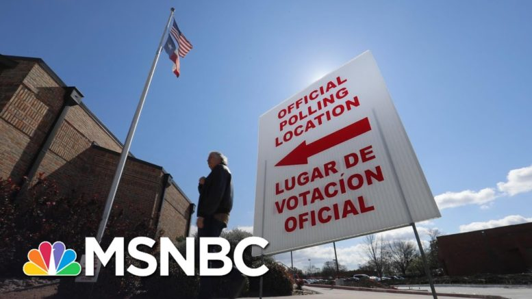 Black, Latino Voters Targeted With Disinformation As Election Day Approaches | Rachel Maddow | MSNBC 1