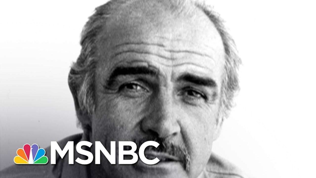 Actor Sean Connery Dead at 90 | MSNBC 3