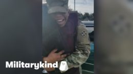 Soldier inspires big brother's life transformation | Militarykind 4