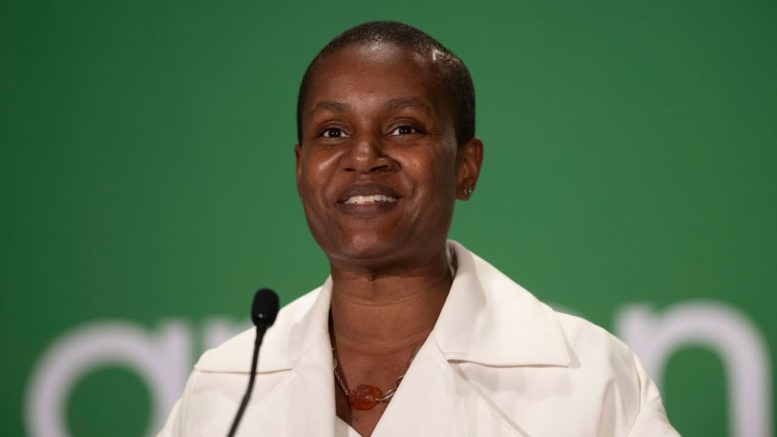 Green Party of Canada elects Annamie Paul as new leader 1