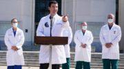 Doctors say Trump continues to improve, despite oxygen drop 5