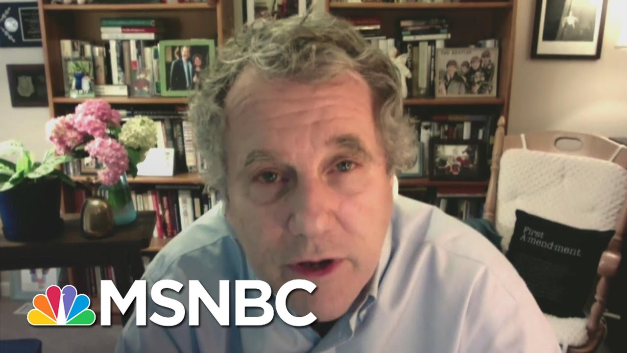 Sen. Sherrod Brown: 'The GOP Has Become The Anti-Worker Party' | MSNBC 5