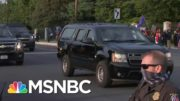 'It Makes Me Sick': Doctor Criticizes Trump's 'Joy Ride' For Putting Others At Risk | MSNBC 5