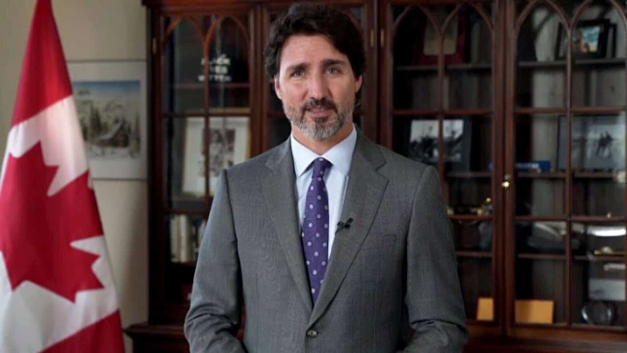 Justin Trudeau addresses United Nations says that COVID-19 has set back gender equality worldwide 9