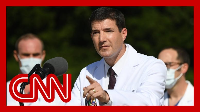 Trump to leave hospital as doctor dodges questions 1
