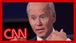 Crease in Biden's shirt sparked a conspiracy theory 9