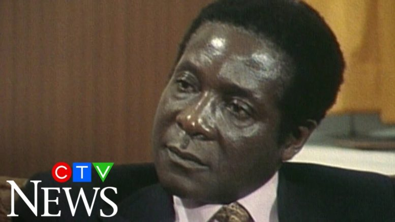 CTV News Archive: 1976 interview with Robert Mugabe 1