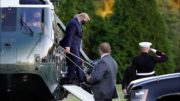 Trump's 'not out of the woods' even if he leaves the hospital and returns to the White House: Expert 2