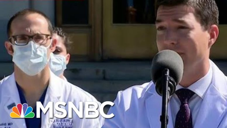 Questions And Confusion Remain Over Trump's Health   Morning Joe   MSNBC 1