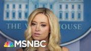 White House Press Secretary Kayleigh McEnany Tests Positive For Covid-19 | Craig Melvin | MSNBC 2
