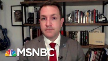 Walter Reed Doc: Trump Leaving Hospital 'Puts People At Unnecessary Risk' | Hallie Jackson | MSNBC 6