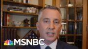 David Jolly: 'We Got A Covid Hotspot About 1600 Pennsylvania Avenue' | Deadline | MSNBC 5