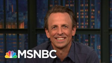Seth Meyers: This Past Week Is Like One Of Those 'Awful Roller Coasters That Somehow Only Go Down' 6