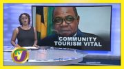 Community Tourism: Central to Tourism Revival - October 2 2020 4