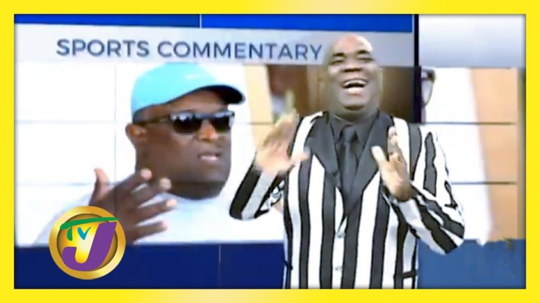 TVJ Sports Commentary - October 2 2020 1