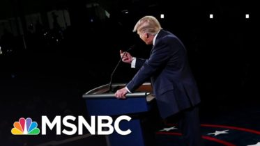 Even Trump's Allies Are Aghast At His Chaotic Debate Performance | The 11th Hour | MSNBC 6