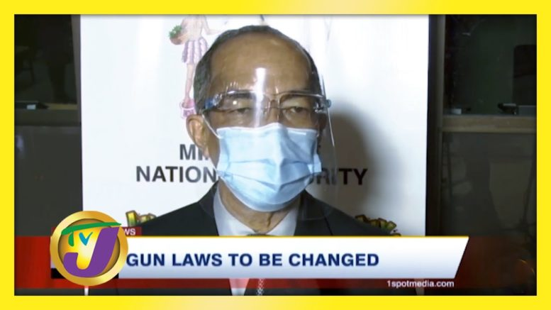 Gun Law to be Changed - October 4 2020 1