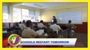 Schools Reopening - October 4 2020 4